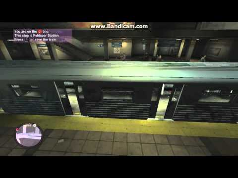 Grand Theft Auto IV EFLC on Intel HD Graphics 2500