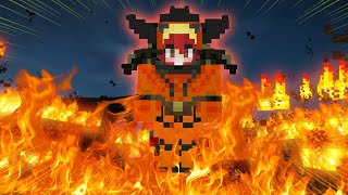 A SEGUNDA ARMADURA MAIS FORTE DO SERVER! | Minecraft INFINITO #28