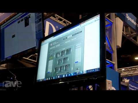InfoComm 2013: Atlas Sound Shows DPA102PM Digital Paging Amplifier