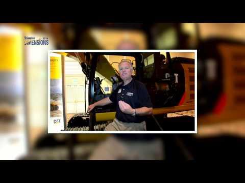 Caterpillar Machine Control - Trimble Dimensions 2014