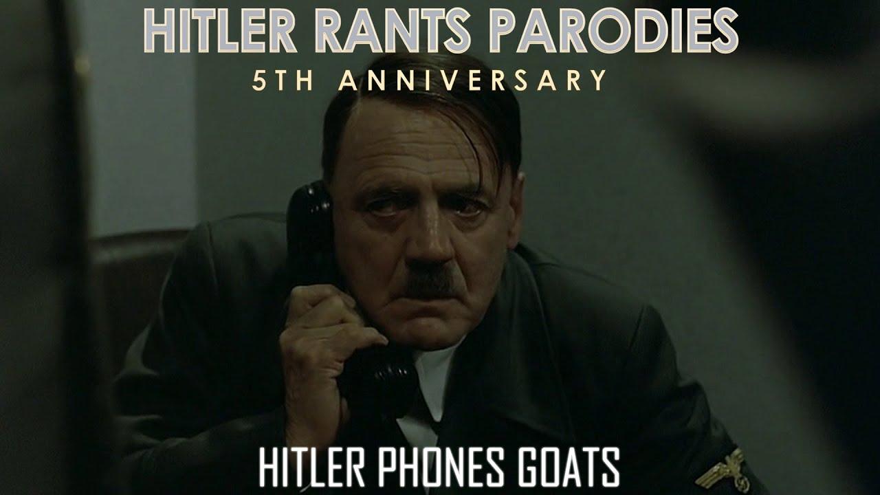 Hitler phones Goats