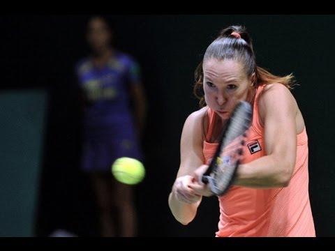 Day 2 Highlights | 2013 TEB BNP Paribas WTA Championships - Istanbul