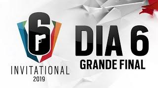 Six Invitational 2019 - Dia 6 (GRANDE FINAL, Painel do Ano 4, All Stars Match e Revelação da DLC)