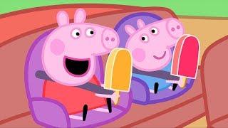 Peppa Pig Nederlands Compilatie Nieuwe Afleveringen | De Garage Van Opa Hond | Tekenfilm