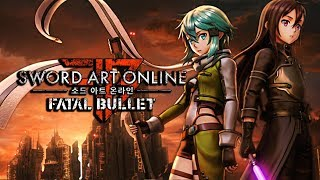 Sword Art Online Fatal Bullet Part 1 Kirito & Asuna Win Gameplay Walkthrough