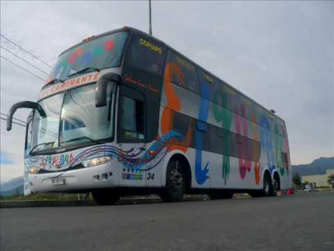 Busologia Chilena Presentacion de Buses Chilenos