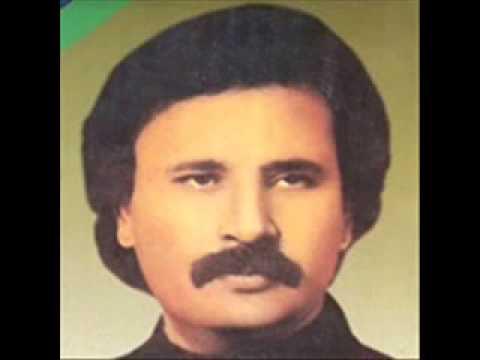 Sardar Ali Takar  Rahman baba  Pashto ghazal  Za da yar pa gham...