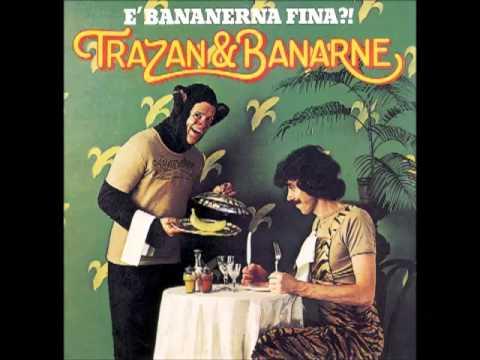 Trazan And Banarne - Min Pappegoja