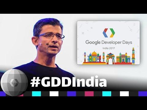 The Developer Show (GDD India '17) w/ Nasir Khan