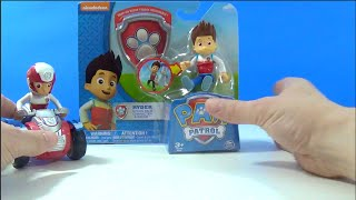 Unboxing NEW! Paw Patrol NEW Ryder Action Figure