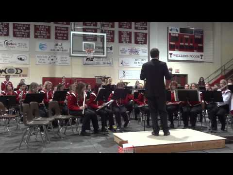 Tuttle High School Band - A Christmas Festival