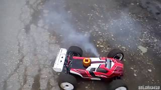 RC BUGGY 1/8 Nitro Fuel Dirt Destroyer