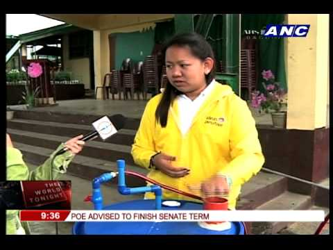 Students' group to recycle garbage from Baguio City rivers