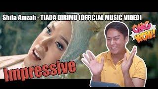 Shila Amzah - TIADA DIRIMU [OFFICIAL MUSIC VIDEO] | REACTION