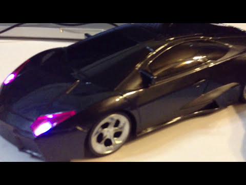 AUTO LAMBORGHINI REPRODUCTOR MP3
