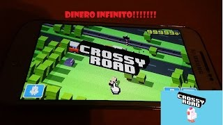 Descarga Crossy Road DINERO INFINITO!