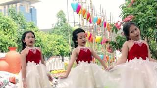nhạc tết  Tết Là Tết - Nhạc Tết Thiếu Nhi 2018 | Nhóm Hoa Tâm [MV]