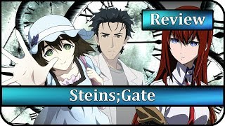 Steins;Gate Anime Review | The Masterfully Crafted Time Travel Series