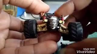 Custom Hot Wheels - Bone Shaker - Indonesia Customizer