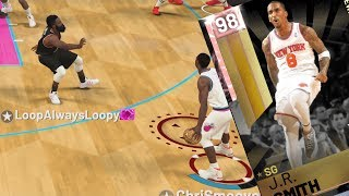 NBA 2K19 My Team - 12-0 for Hakeem! He's Leaning!