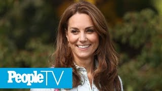 "Kate Middleton Unveils Her Latest ""Back To Nature"" Garden Design 