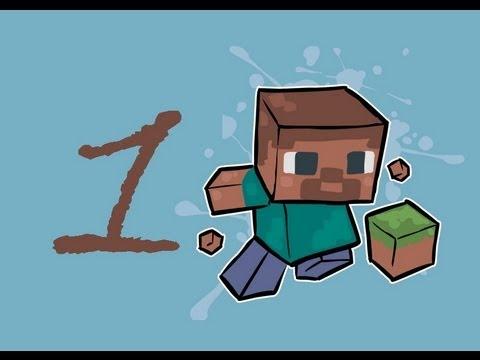 ماين كرافت : البداية الماينكرافـتية #1 | 1# Minecraft : d7oomy999