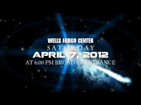 Promo: WELLS FARGO CENTER SIXERS VS MAGIC 2012 : KARPINTERO & POP