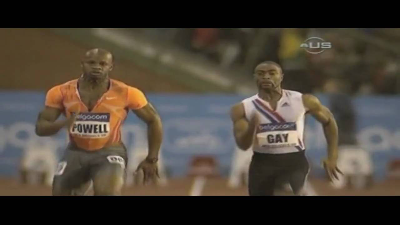 Tyson Gay upsets world record-holder Usain Bolt in DN