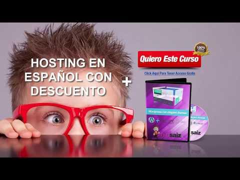 Hosting WebEmpresa con descuento