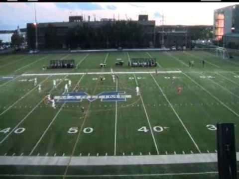 Massachusetts Maritime Women's Soccer vs. Bridgewater State - 10/12/12