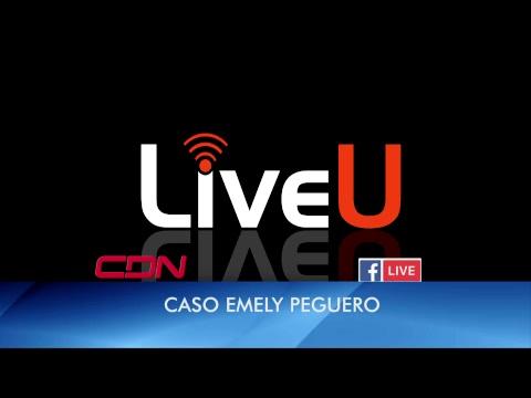 Juicio de fondo caso Emely Peguero