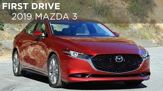 First Drive | 2019 Mazda3 | Driving.ca