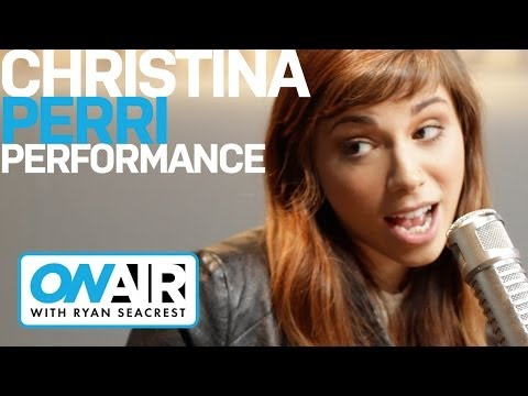 Christina Perri human | Performance | On Air With Ryan Seacrest video