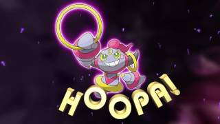 Meet the Mythical Pokémon Hoopa in Pokémon Omega Ruby and Alpha Sapphire!