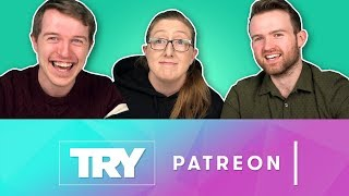 Irish People Try PATREON For The First Time