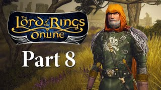 Lord of the Rings Online Gameplay Part 8 - Chetwood Questing - LOTRO Let's Play Series