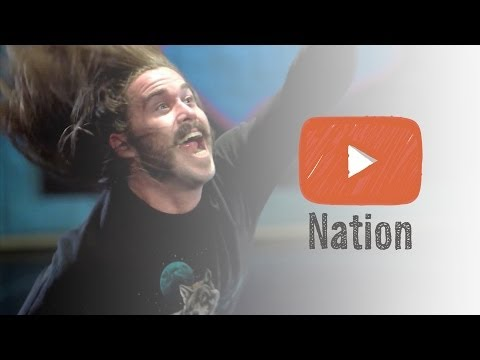 One Million Thank Yous And One Epic Party! | Youtube Nation | Tuesday video