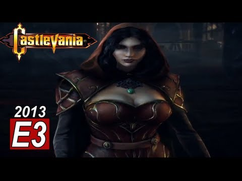Castlevania Lords of Shadow 2 Trailer E3 2013 【HD】
