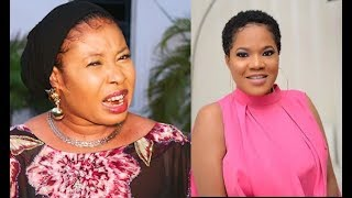 Actress Lizzy Anjorin Blow Up After Toyin Abraham Accuses Her Of Being Jealous of Her Success.Part 1
