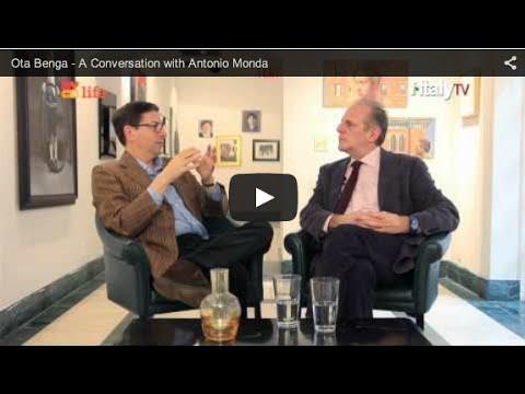 Ota Benga - A Conversation with Antonio Monda