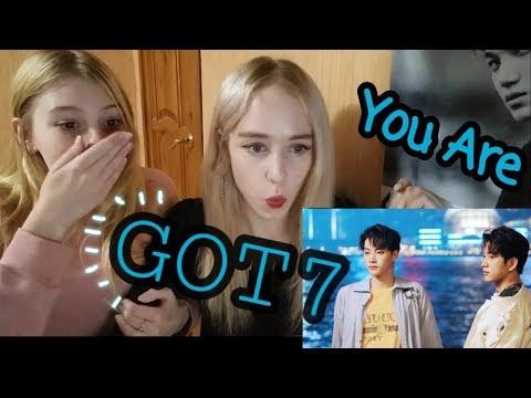 GOT7- You Are MV Reaction