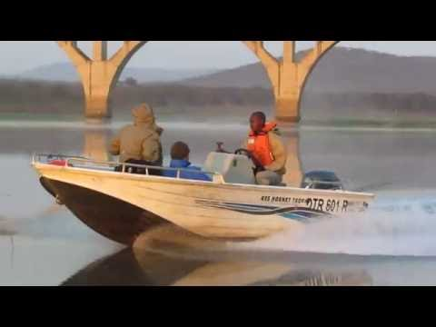 Mavungana Flyfishing - Pongola on fly.avi