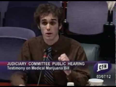 Conn. Senate Passes Medical Marijuana Bill - Worldnews.