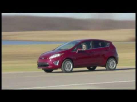 Nuevo Ford Fiesta Kinetic Design - Adelanto