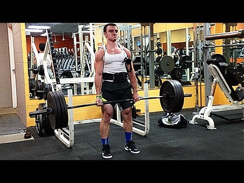 Deadlift Challenge - 405lbs For Max Reps Image 1