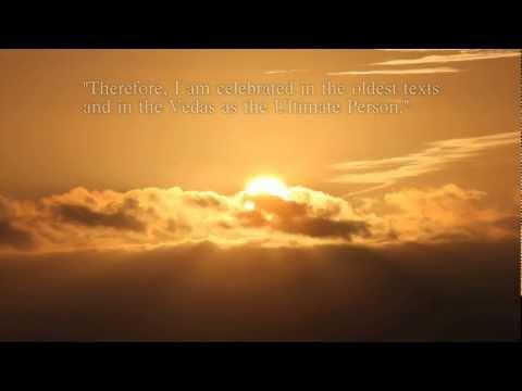 The Bhagavad Gita: Chapter 15 - Yoga Chant In Hd video