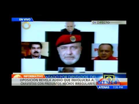 Conversación revelada por la oposición entre Mario Silva y Coronel del G2 de Cuba - Parte I