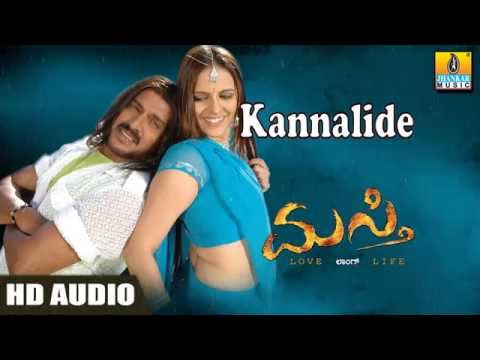 Kannalide - Masti Hd Audio Feat. Real Star Upendra, Jennifer Kothwal video