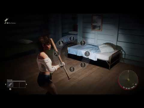 Trolling friends with friends (P1) Friday the 13th: The Game