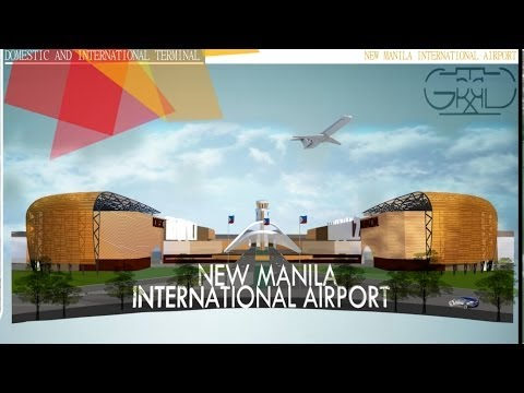 NAIA - CONCOURSE 21: World's Next Best Airport Complex